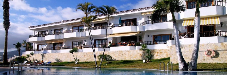 Bouganvillas Apartments, Costa Adeje, Tenerife